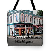 New Baltimore Michigan Tote Bag