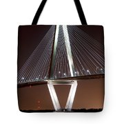 New Cooper River Bridge Tote Bag