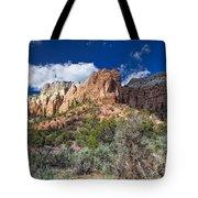 New Mexico Landscape Tote Bag