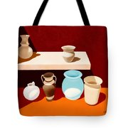New Pottery Tote Bag
