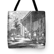 New York Bell Foundry Tote Bag