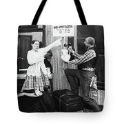 New York Waldorf-astoria Tote Bag