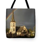 Newman United Methodist Church Tote Bag