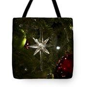 Night View Christmas Tree   1 Of 4 Tote Bag