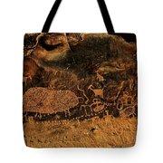 Nine Mile Canyon Tote Bag