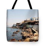 Nisyros Island Greece Tote Bag