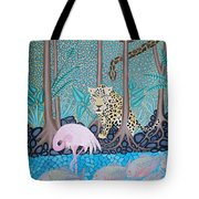 No Looking Back Tote Bag by Anthony Morris