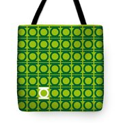 No120 My Green Lantern Minimal Movie Poster Tote Bag