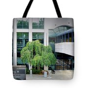 Northside Alpharetta Medical Campus A . Second View Tote Bag