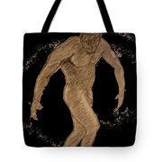 Nude Act Tote Bag