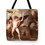 Nude Art Tote Bag