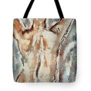 Nude Figure Tote Bag