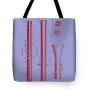 Oboe Patent 1931 Tote Bag