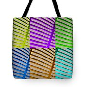 Observe Full Color Tote Bag