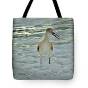 Ocean Bird Tote Bag
