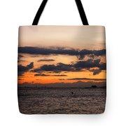 Ocean Horizon Tote Bag