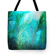 Ocean Plants Tote Bag