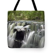 Odom Creek Waterfall Georgia Tote Bag