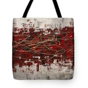 Off Limits Tote Bag