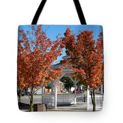 Ohio Trees Tote Bag