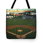 Old Busch Field Tote Bag