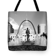 Old Courthouse Saint Louis Mo Tote Bag