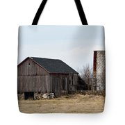 Old Farm Tote Bag