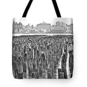 Old Piers Tote Bag