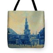 Old Poznan Tote Bag