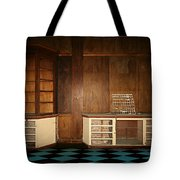 Old Room Tote Bag
