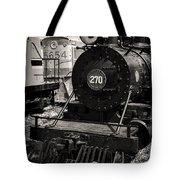 Old Steam Lock  Tote Bag