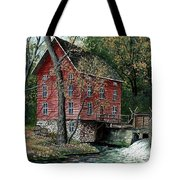 Old Time Mill Tote Bag