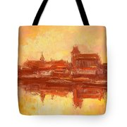Old Torun Tote Bag