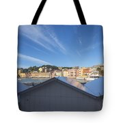 Old Village Sestri Levante Tote Bag