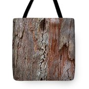 Old Wood Tote Bag