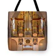 Oldest Organ Tote Bag