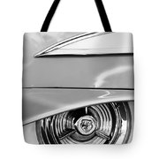 Oldsmobile 98 Wheel Emblem Tote Bag