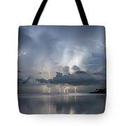 Ominous Ozona Tote Bag