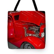 One Hot Rod Tote Bag