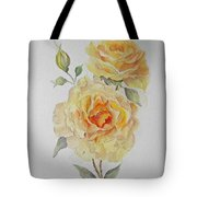 One Rose Or Two Tote Bag