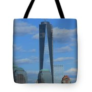 One World Trade Center Tote Bag