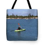 Opening Day For Snook Fishing At Sebastian Inlet In Florida Tote Bag