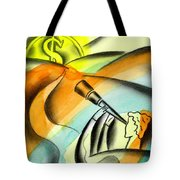 Opportunity Tote Bag by Leon Zernitsky