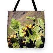 Opuntia Ficus-indica Tote Bag