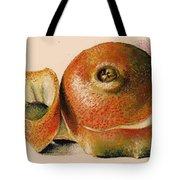 Orange..navel Tote Bag