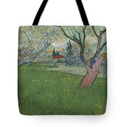 Orchards In Blossom Tote Bag