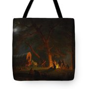 Oregon Trail Tote Bag