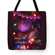 Ornaments-2160-merrychristmas Tote Bag