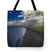 Osar Beach Iceland Tote Bag