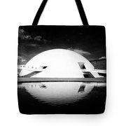 Oscar Niemeyer Architecture- Brazil Tote Bag